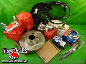 MLC VAZ1118 ABS KIT